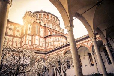 Santa Maria delle Grazie,Milan