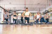 Fényképek Cardio workout ina gym