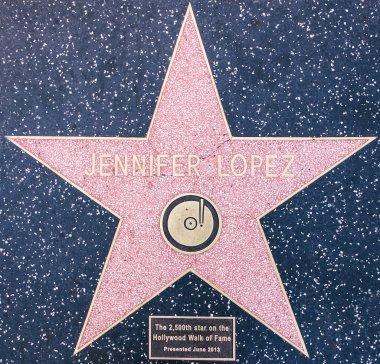 Jennifer Lopez star