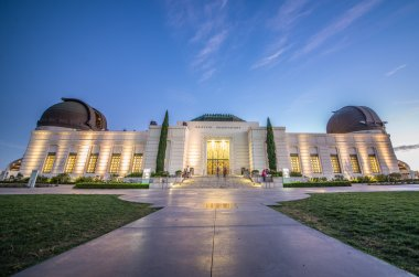 Griffith park observatory,Los Angeles