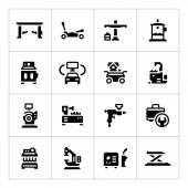 Fotografie Nastavení ikony zařízení pro autoservis