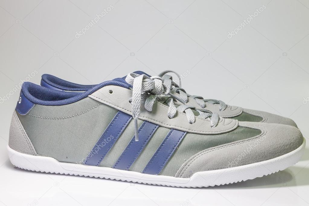 privado Reunir amargo  Sports Shoes,Adidas Neo Label on white background – Stock ...