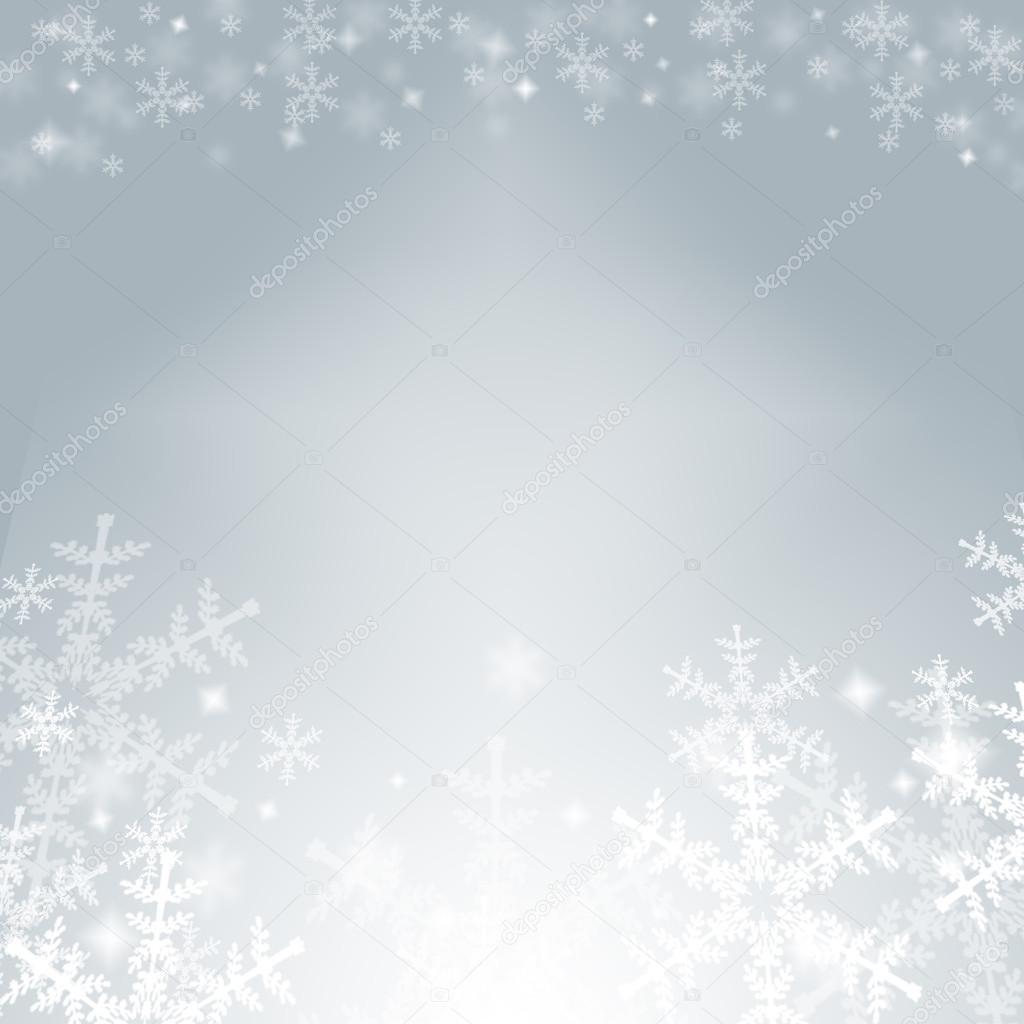 snowflake texture decorative winter background stock photo