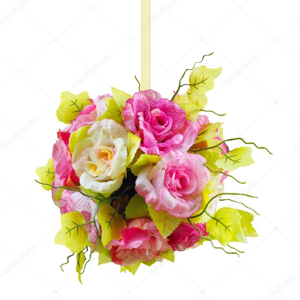 Flower Ball Shape Stock Photo Pkanchana 103633378
