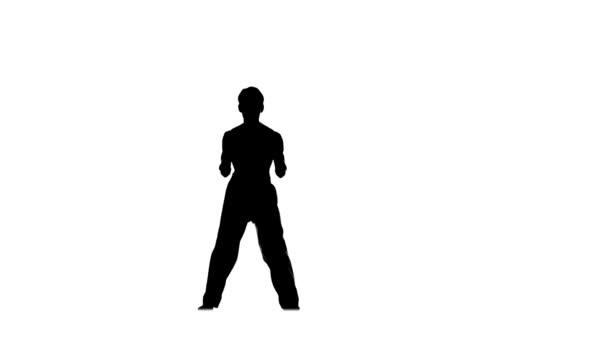 Mann Training karate
