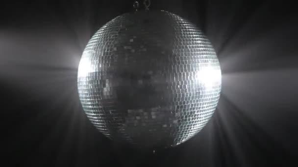 Disco labdát sötét backround