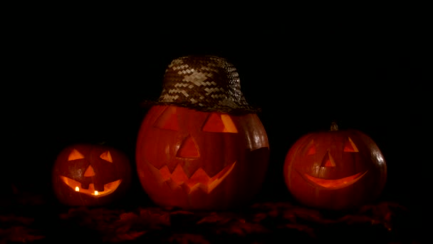 Hellowen pumpkin group