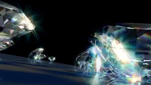 Diamanty. 3D