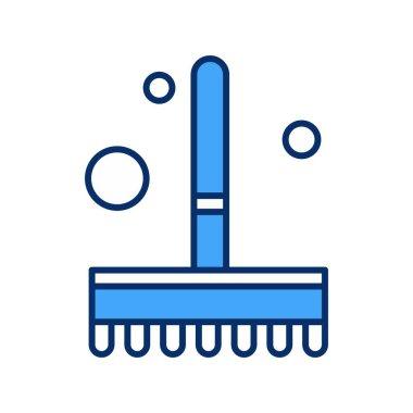 Brush Icon vector illustration icon