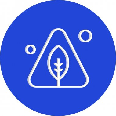 Vector ecology Icon, vector illustration icon
