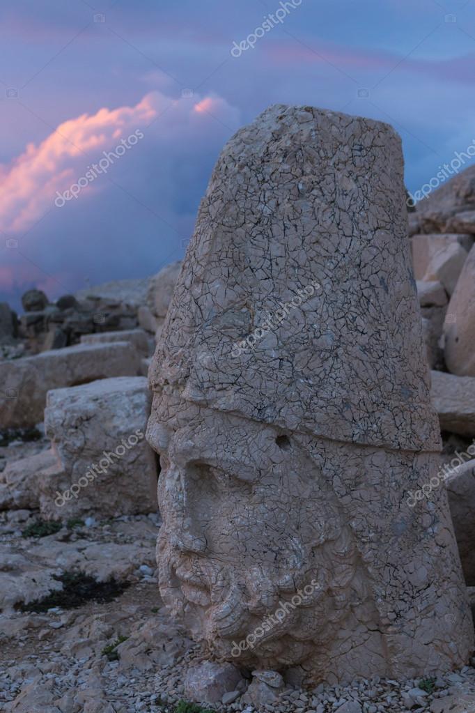 Heracles Artagnes Ares at Nemrut Mountain, Turkey