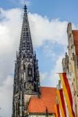 Fotografie alte monumentale Fassaden