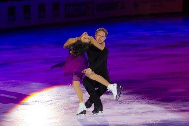 Russia, Moscow, Luzhniki Grand Prix Russian Figure Skating Roste