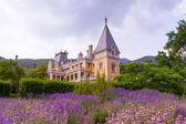 Massandra palota, Massandra, Yalta, Crimea, Gurzuf, Orosz, van