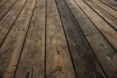 Wooden Floor Boards Background