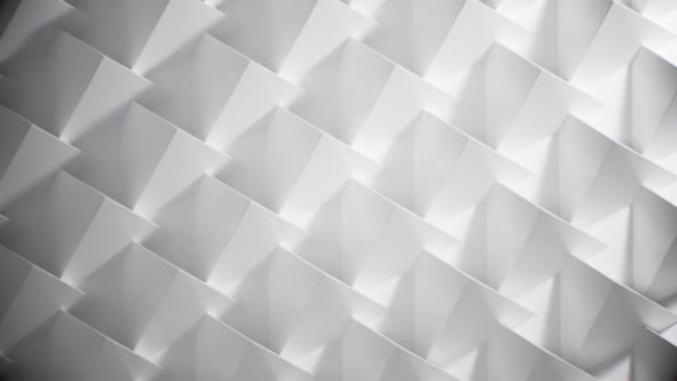 Abstract background for business presentation, Cubes closeup stracture with shadows seamlees animation