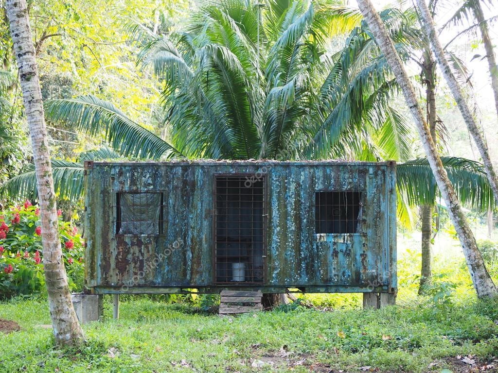 Caribbean beach house near Manzanillo, Costa Rica