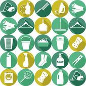 čištění ikony