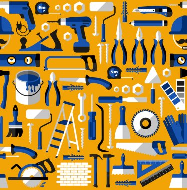 Building tools pattern