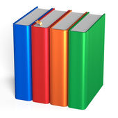 Čtyři knihy vzdělávací studium učebnice Knihovnička faq