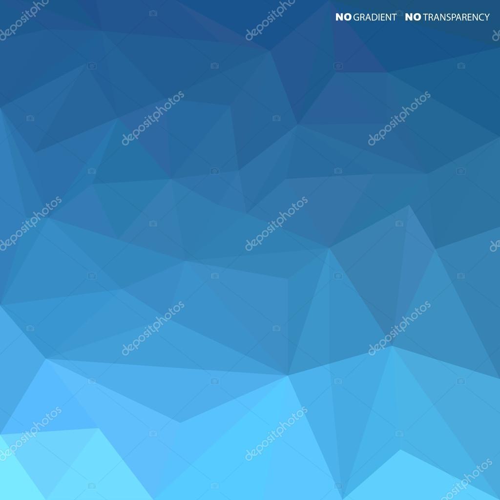 78fea858046c8 Fondo abstracto azul con figuras geométricas — Archivo Imágenes Vectoriales