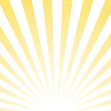 Abstract sun pattern, vector illustration