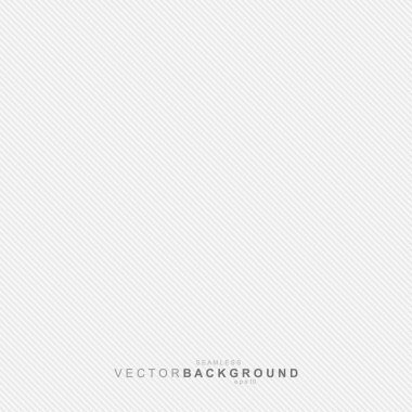 White texture, seamless striped pattern. Vector background