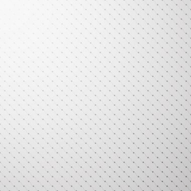 Vector pattern - repeatable wavy lines with dots, light background