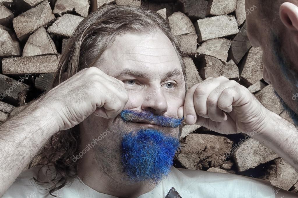 mavi sakal ne kadar
