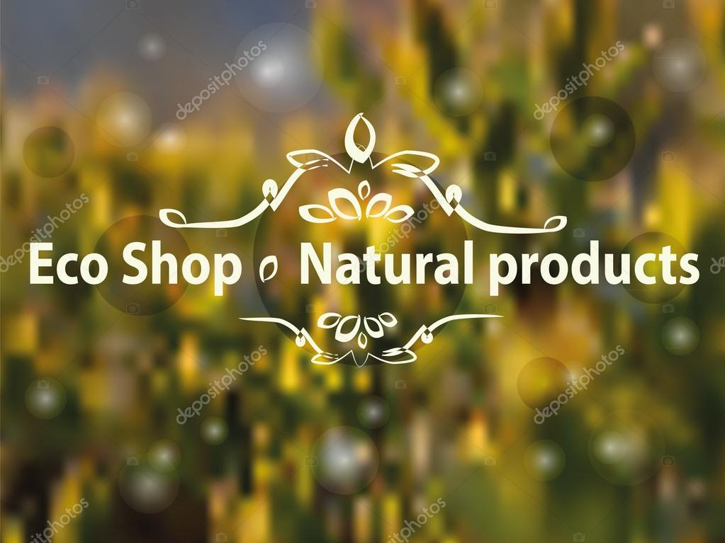 Promotional Eco label