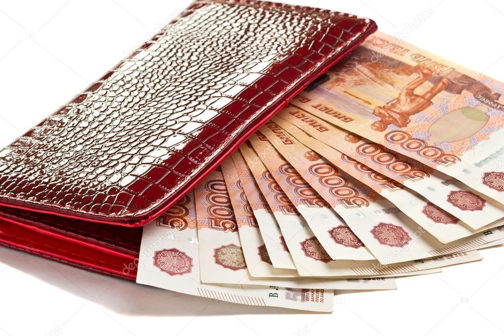 картинки кошелек с деньгами