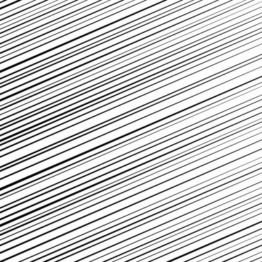 Comic diagonal speed lines background