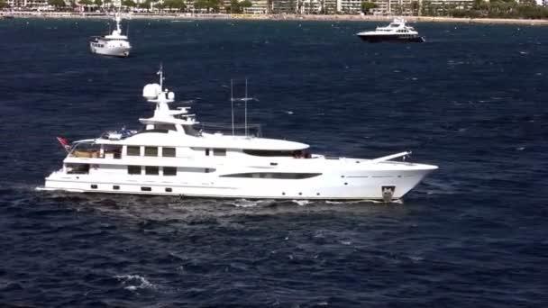 Luxus Yacht Segeln
