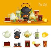 Tea ikonok beállítása