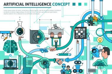 Artificial Intelligence Concept Composition