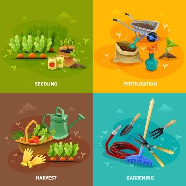 Gardening 2x2 Design Concept