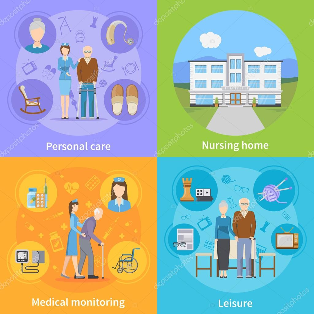 Nursing Home 2x2 Design Concept