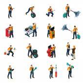 Fotografie Auto-Service-Symbole-set