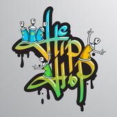 Fotografia stampare caratteri parola graffiti