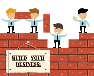 Build business concept