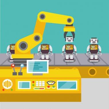 Robotic arm concept