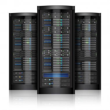 Network servers isolated