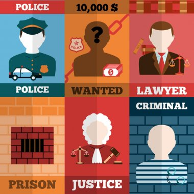 Crime And Punishment Poster Set