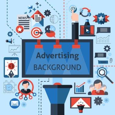 Advertising Marketing Background