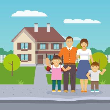 Family House Flat
