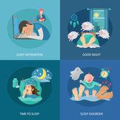 Alvás időben lakás
