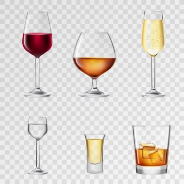 Alcohol Drinks Transparent