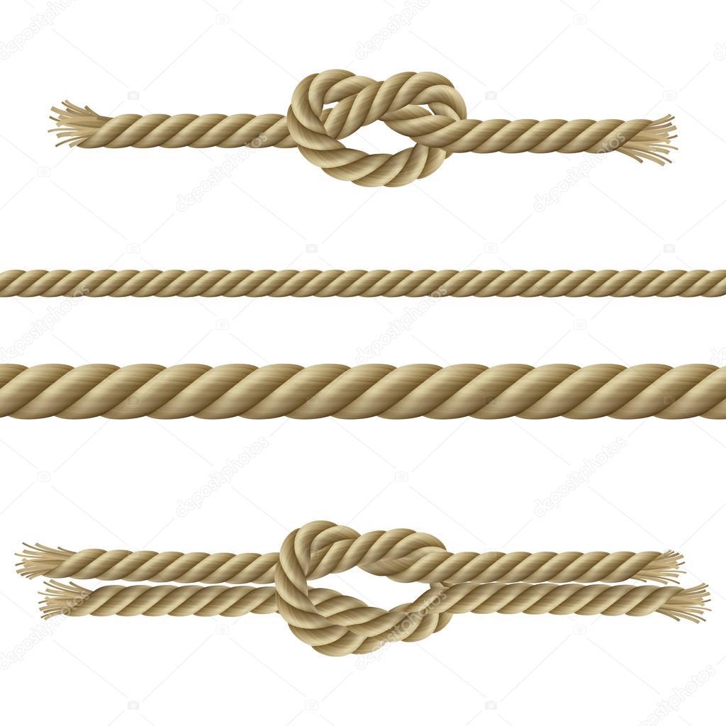 Ropes Decorative Set
