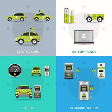 Electric Car Set