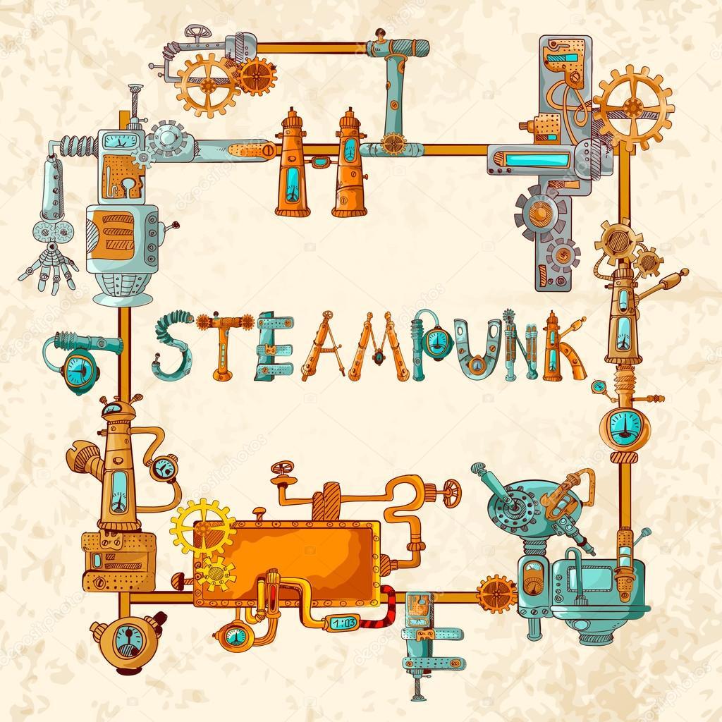 Industrial Machines Frame